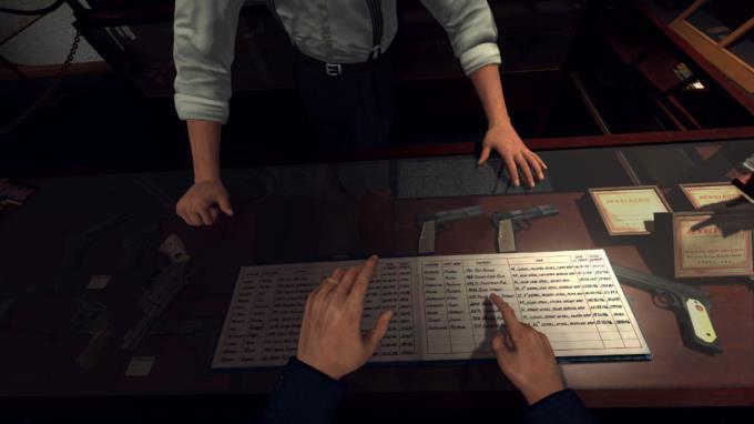 L.A. Noire: The VR Case Files Torrent Download
