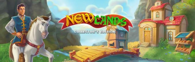 New Lands - Collector's Edition Free Download