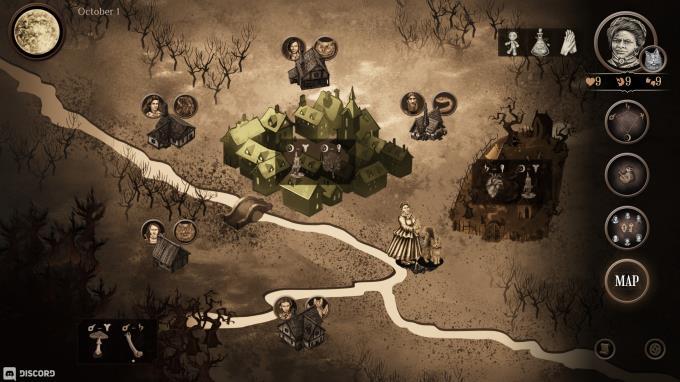 October Night Games Torrent Download