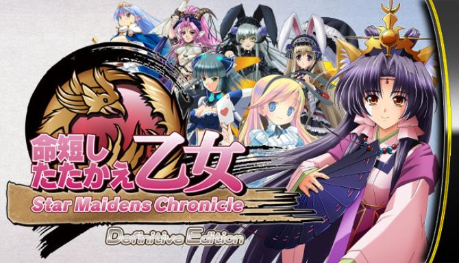 Star Maidens Chronicle: Definitive Edition Free Download