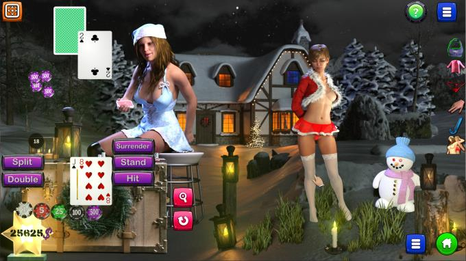 Strip Black Jack - Santa Babe PC Crack
