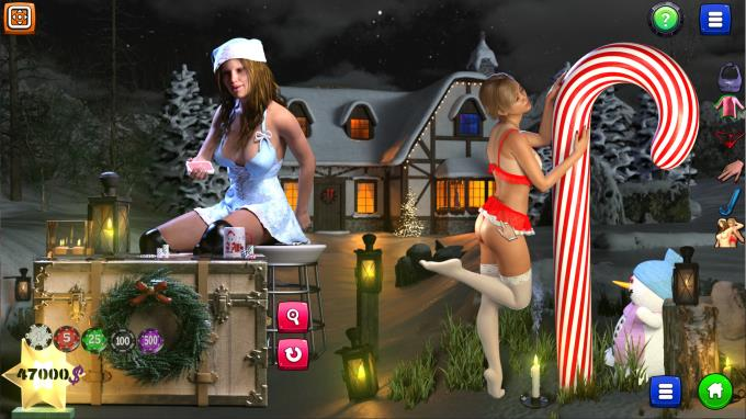 Strip Black Jack - Santa Babe Torrent Download