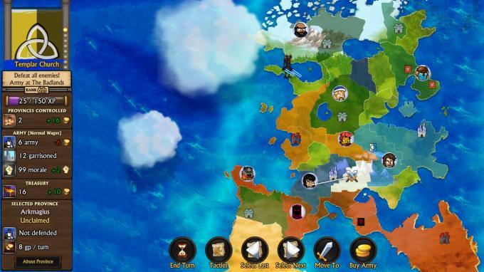 Swords and Sandals Crusader Redux Torrent Download