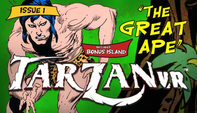 Tarzan VR Issue #1 – THE GREAT APE free download