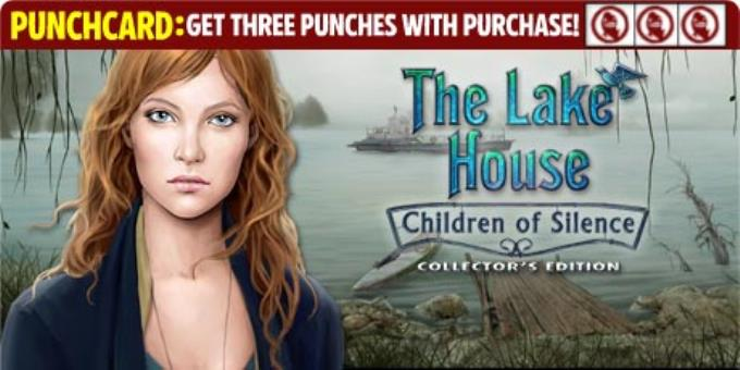 The Lake House: Children of Silence Collector's Edition free download