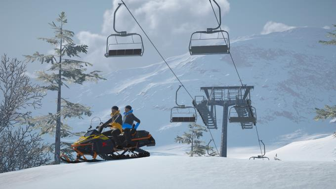 Winter Resort Simulator Season 2 PC Crack