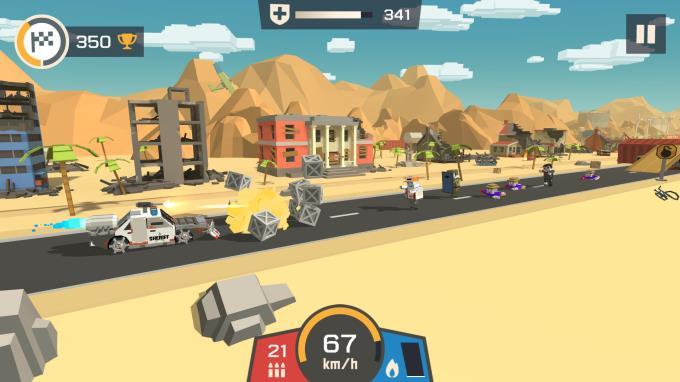 Zombie Derby: Pixel Survival Torrent Download