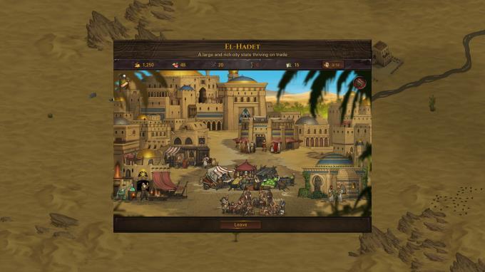 Battle Brothers - Blazing Deserts PC Crack