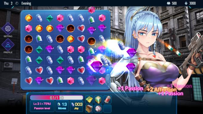 Cyber Crush 2069 Torrent Download