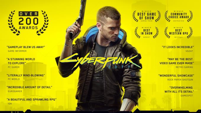 Cyberpunk 2077 PC Crack