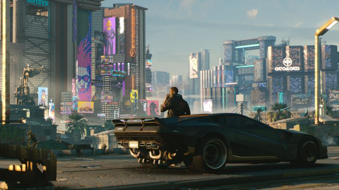 Cyberpunk 2077 Torrent Download