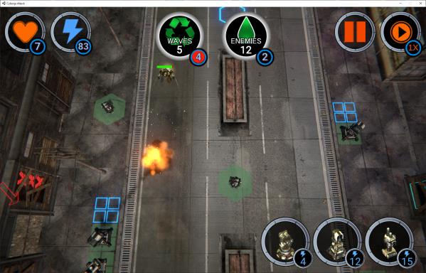 Cyborgs Attack Torrent Download