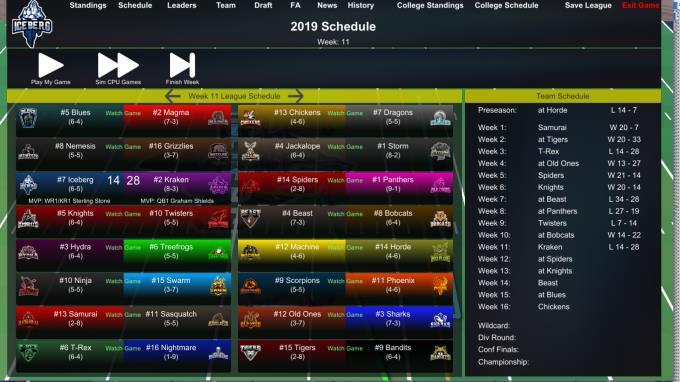 Desktop Dynasties: Pro Football PC Crack