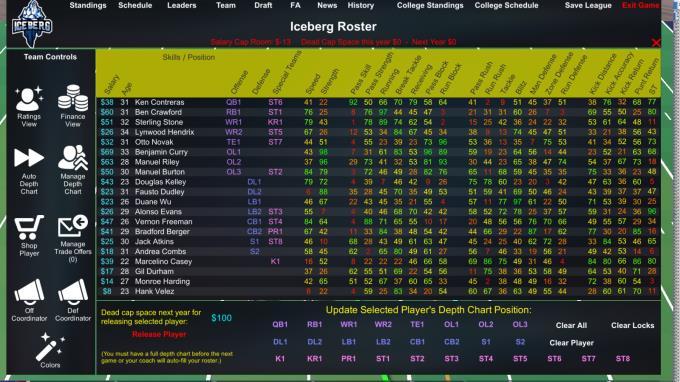 Desktop Dynasties: Pro Football Torrent Download