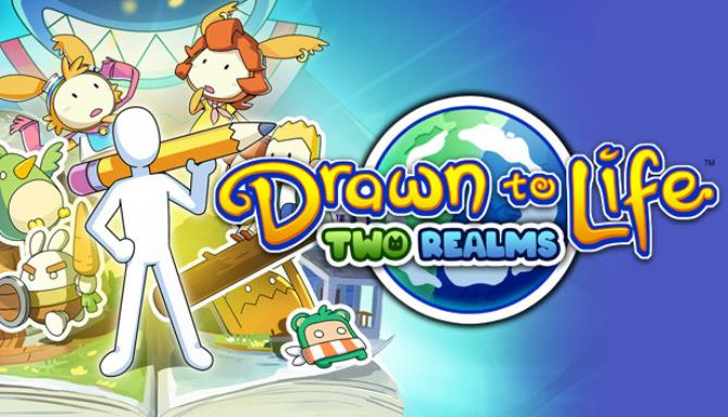Drawn to Life: Two Realms Free Download