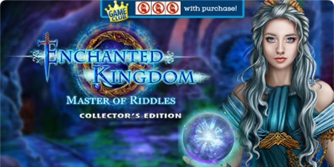 Enchanted Kingdom: Master of Riddles Collector's Edition Free Download