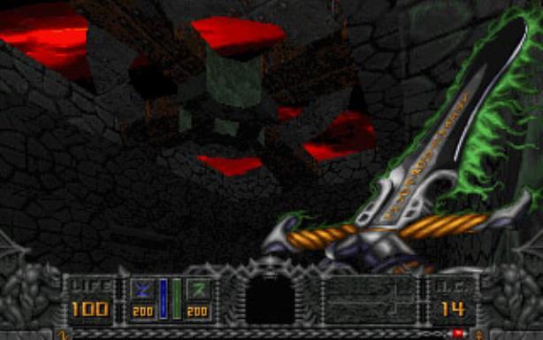 HeXen: Beyond Heretic Torrent Download