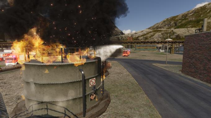 Industrial Firefighters PC Crack
