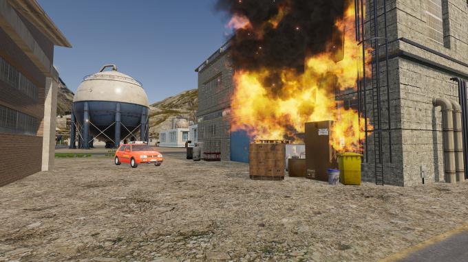 Industrial Firefighters Torrent Download