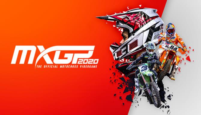 MXGP 2020 - The Official Motocross Videogame Free Download