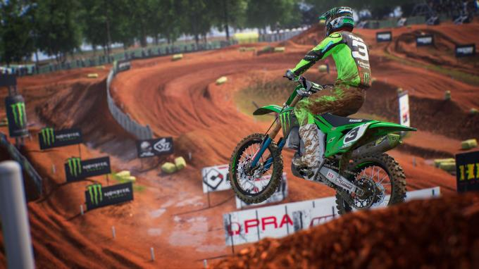 MXGP 2020 - The Official Motocross Videogame PC Crack
