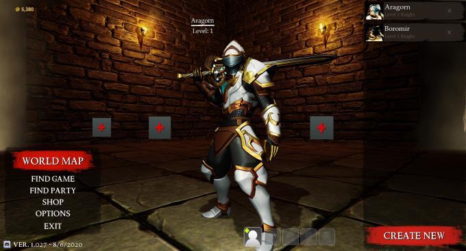 Rune Knights PC Crack