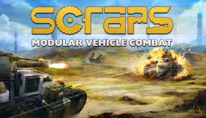 Scraps: Modular Vehicle Combat Free Download
