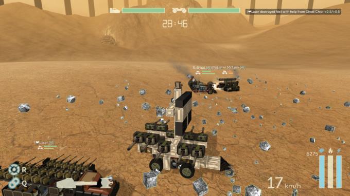 Scraps: Modular Vehicle Combat PC Crack