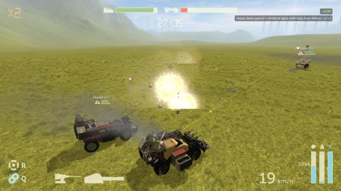 Scraps: Modular Vehicle Combat Torrent Download