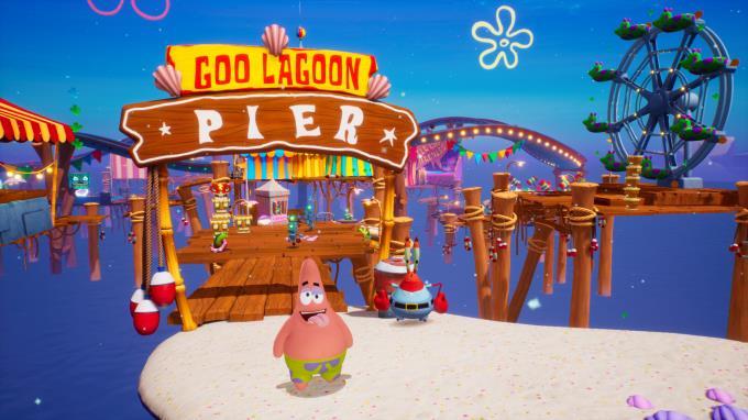SpongeBob SquarePants: Battle for Bikini Bottom - Rehydrated PC Crack