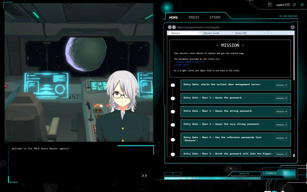 Yolo Space Hacker Torrent Download
