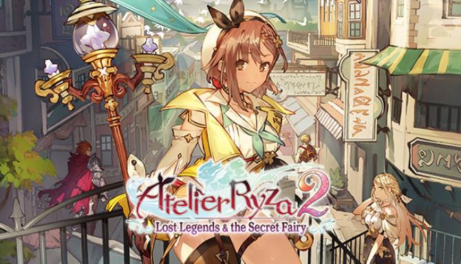 Atelier Ryza 2: Lost Legends & the Secret Fairy Free Download
