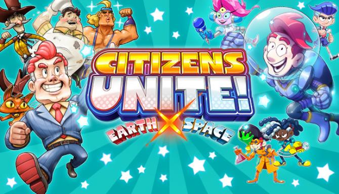 Citizens Unite!: Earth x Space Free Download