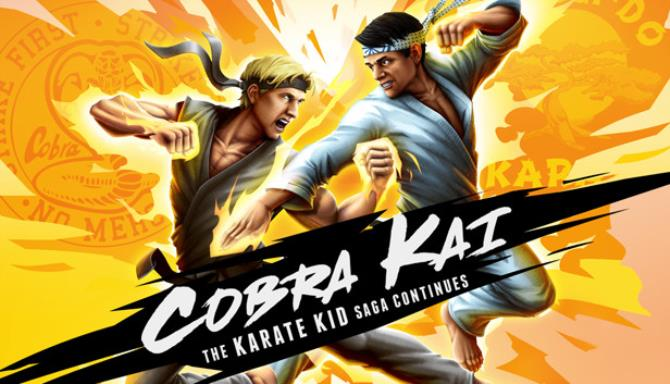 Cobra Kai: The Karate Kid Saga Continues free download