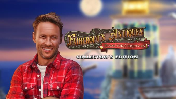 Faircroft's Antiques: Home for Christmas Collector's Edition Free Download