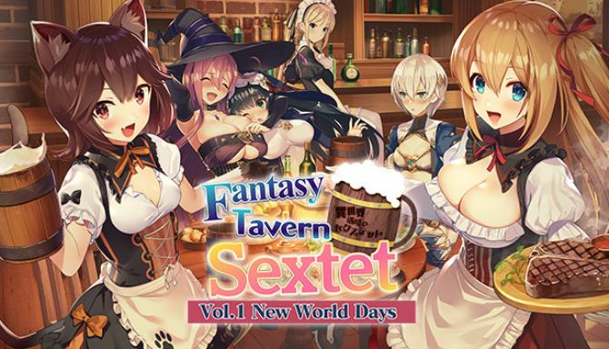 Fantasy Tavern Sextet -Vol.1 New World Days- Free Download