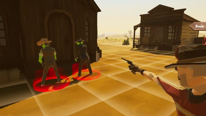 Gunslingers & Zombies PC Crack