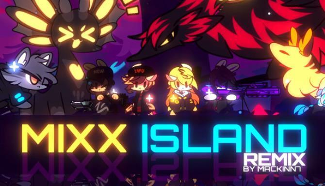 Mixx Island: Remix Free Download
