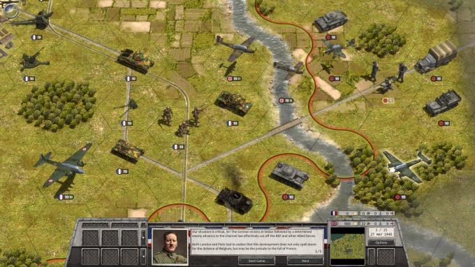 Order of Battle: Allies Defiant PC Crack