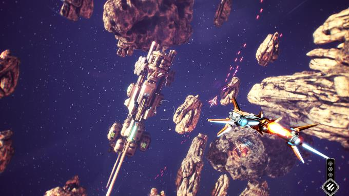 Redout: Space Assault PC Crack
