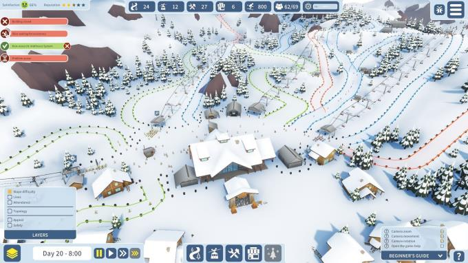 Snowtopia: Ski Resort Tycoon Torrent Download