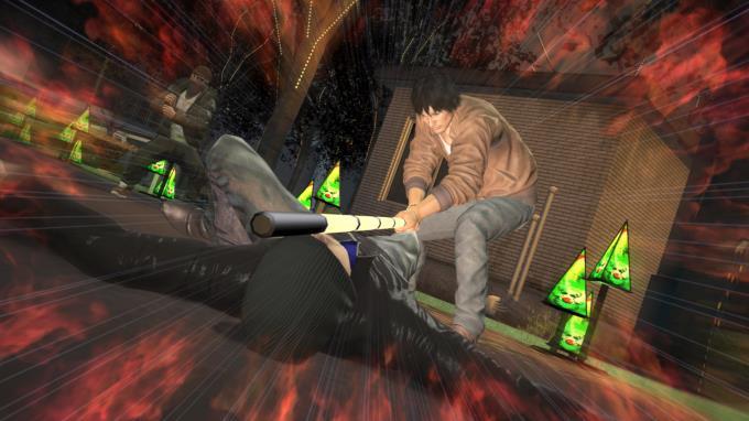 Yakuza 5 Remastered PC Crack