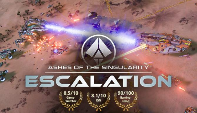 Ashes of the Singularity: Escalation Free Download
