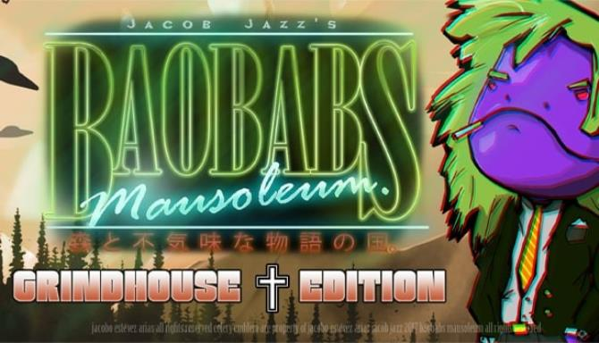 Baobabs Mausoleum Grindhouse Edition - Country of Woods and Creepy Tales Free Download