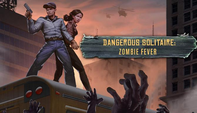 Dangerous Solitaire. Zombie Fever Free Download