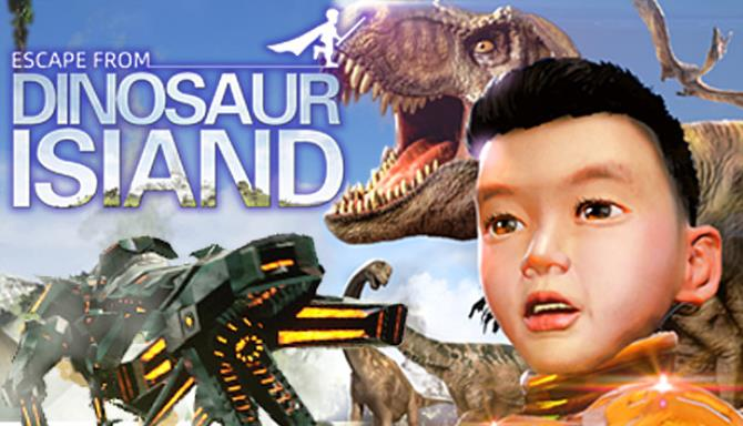 Escape from dinosaur island Free Download