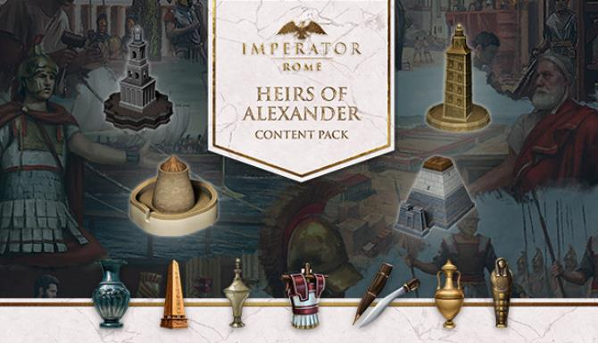Imperator: Rome - Heirs of Alexander Content Pack Free Download