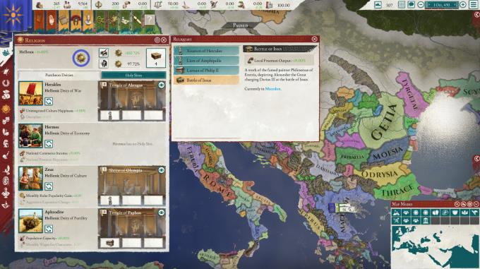 Imperator: Rome - Heirs of Alexander Content Pack PC Crack