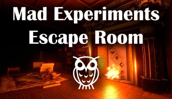 Mad Experiments: Escape Room Free Download