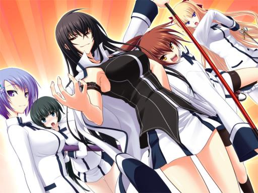 Majikoi! Love Me Seriously! Torrent Download
